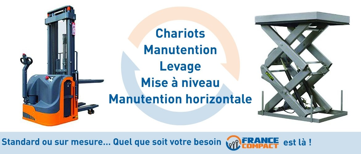 Chariots Manutention Levage
