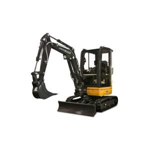 Mini pelle V4 HD27 - 2500-2700 kg