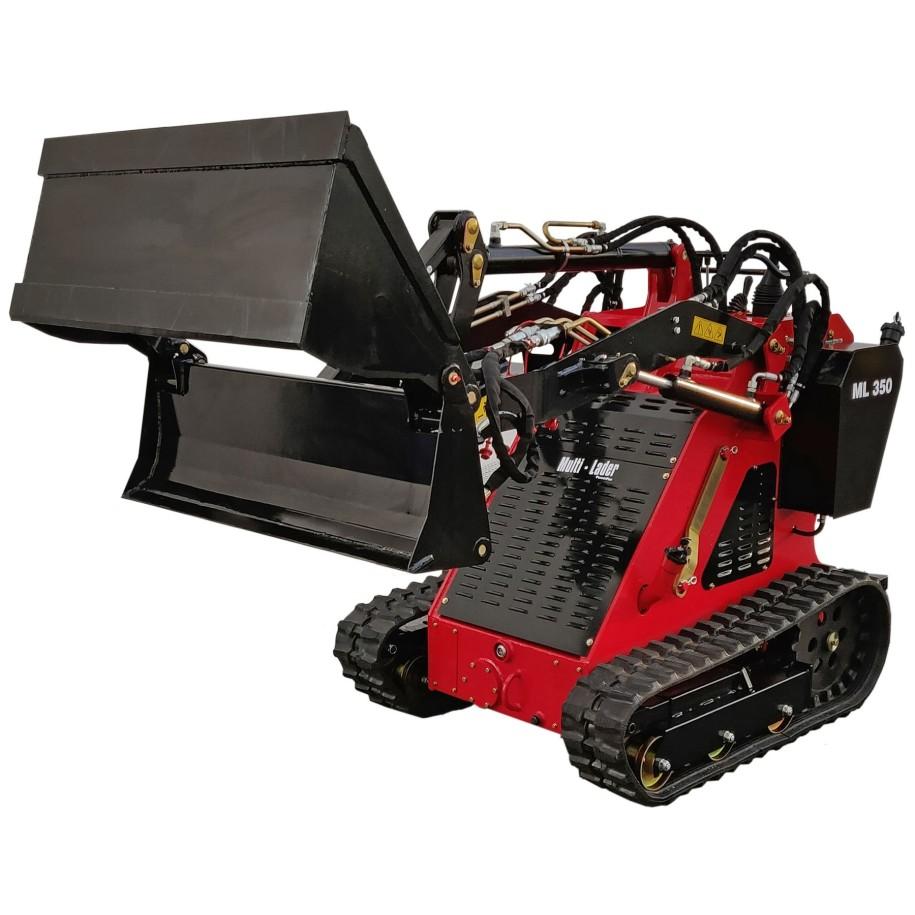 Godet 4 en 1 pour porte outils POWERPAC ML350
