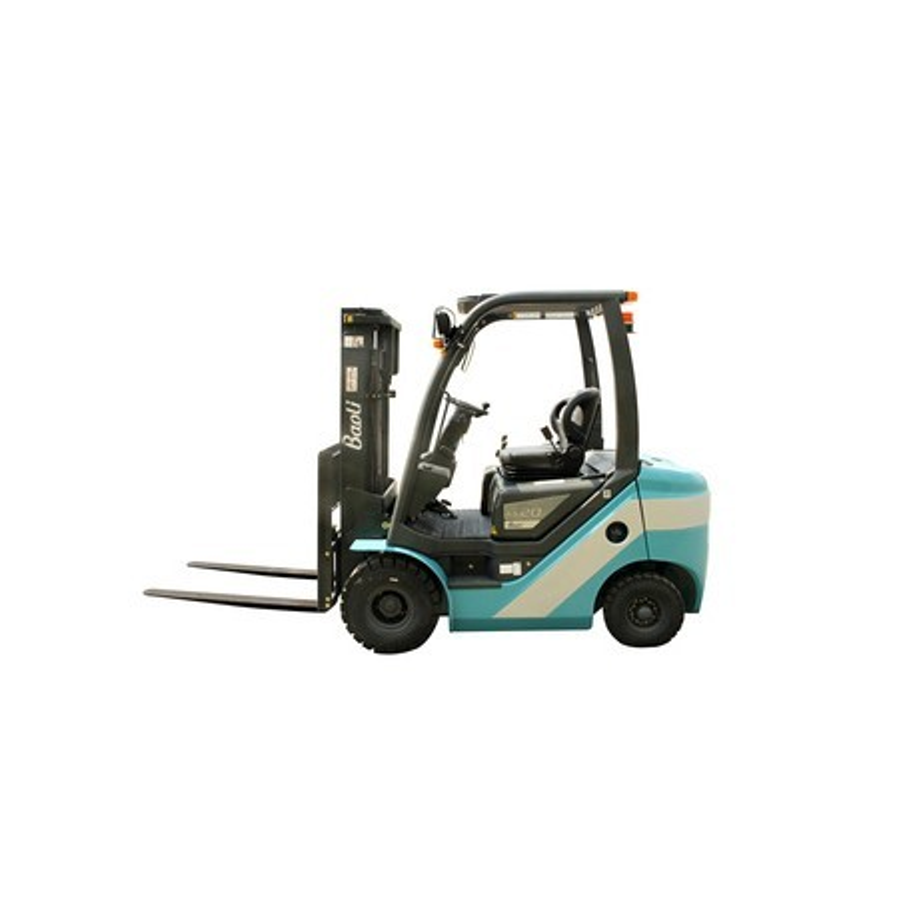 Chariot élévateur frontal DIESEL 4 roues 2.5 - 3 - 3.5TT