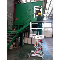 Nacelle manuelle LIFT BABY 3500mm