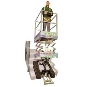 Nacelle électrique chenilles PREDATOR TOP 5000mm