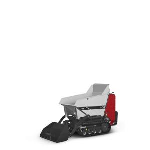 Mini dumper chenilles CU 800kg AUTO CHARGEUR