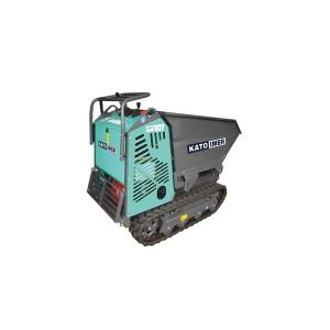 Mini-transporteur hydrostatique CARRY 107HT (kit ciseaux) avec benne et voie variable