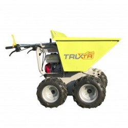 Mini-Dumper QUADRO TRUXTA 450 KG essence