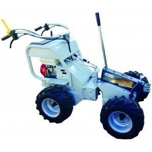 Attache remorque 300-450 Kg Mini Dumper TRUXTA