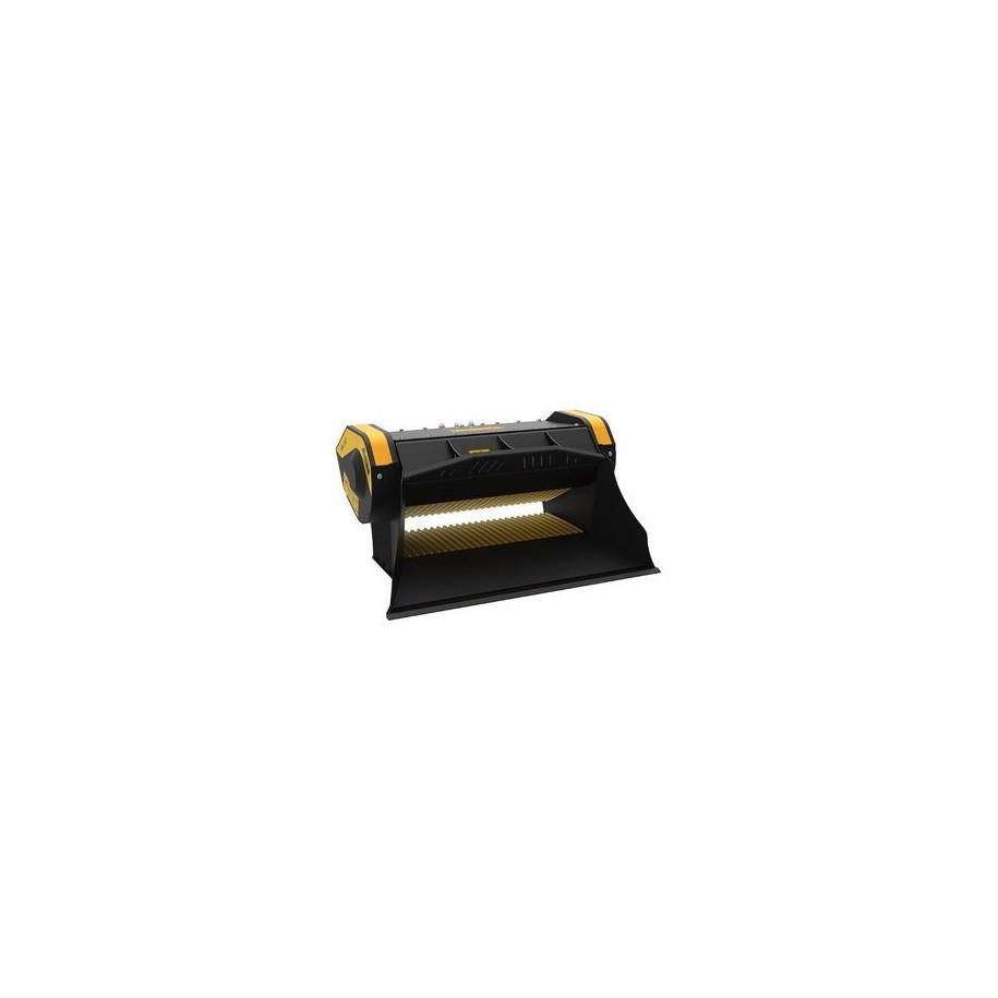 Godet concasseur MB pour pelle de 4.5T à 10T