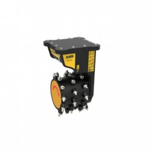 Fraise hydraulique MB pour pelle de 3.5T à 11T