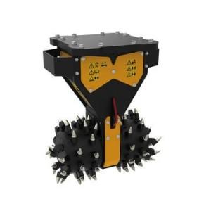 Fraise hydraulique MB pour pelle de 10T à 22T