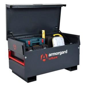 Coffre de chantier Tuffbank ARMORGARD TB2 1150 x 615 x 640