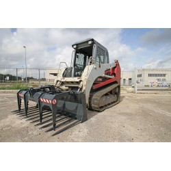 Grappin agricole 1570 mm pour chargeuse