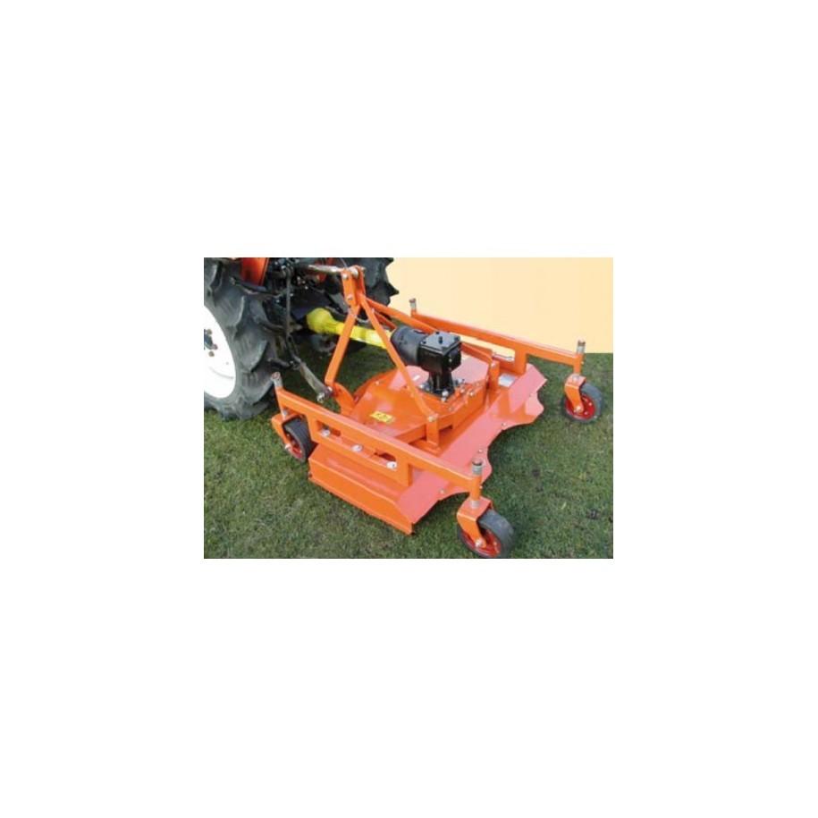 Tondeuse arrière 120 cm pour micro tracteur