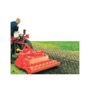 Enfouisseuse de pierres 100 cm pour micro tracteur