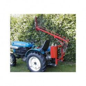 Taille haie pour micro tracteur et tracteur tondeuse