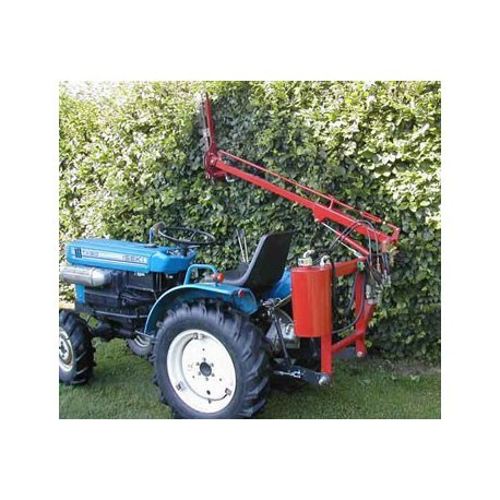 Taille haie pour micro tracteur