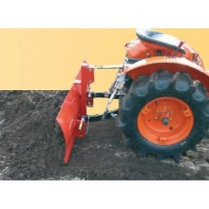 Lame arrière 120 cm pour micro tracteur
