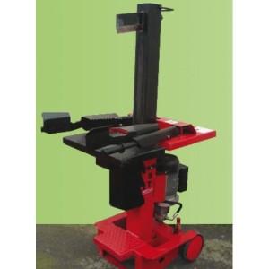 Fendeuse de bûches hydraulique verticale et horizontale pour micro tracteur