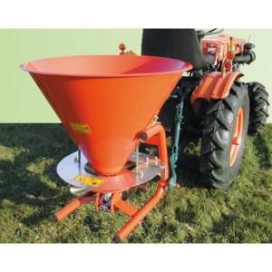 Epandeur engrais, semences, sable pour micro tracteur