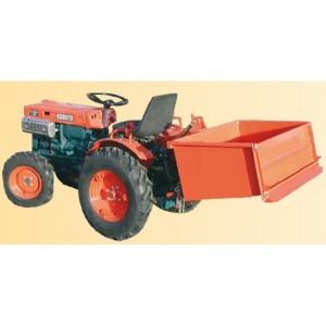 Bennette pour micro tracteur