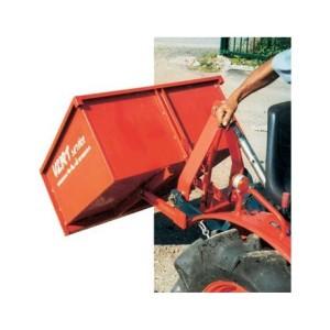 Bennette de transport pour micro tracteur