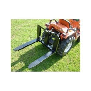Fourche à palettes pour micro tracteur