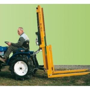 Elévateur à fourches pour micro tracteur
