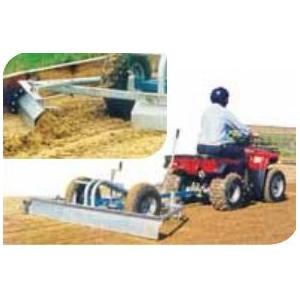 Niveleuse de sol pour quad ou micro tracteur