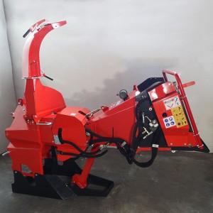 Broyeur de branches à disques pour tracteur de 40 à 70 Cv