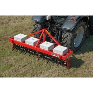 Aérateur de surface pour prairies et grandes surfaces EVERS