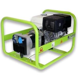 Groupe électrogène monophasé essence E5000 PRAMAC