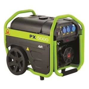 Groupe électrogène PX5000 AVR PRAMAC