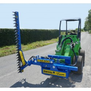Taille haie SLANETRAC tracteur