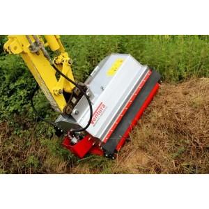 Broyeur hydraulique léger pour mini-pelles de 1.5 à 3 tonnes