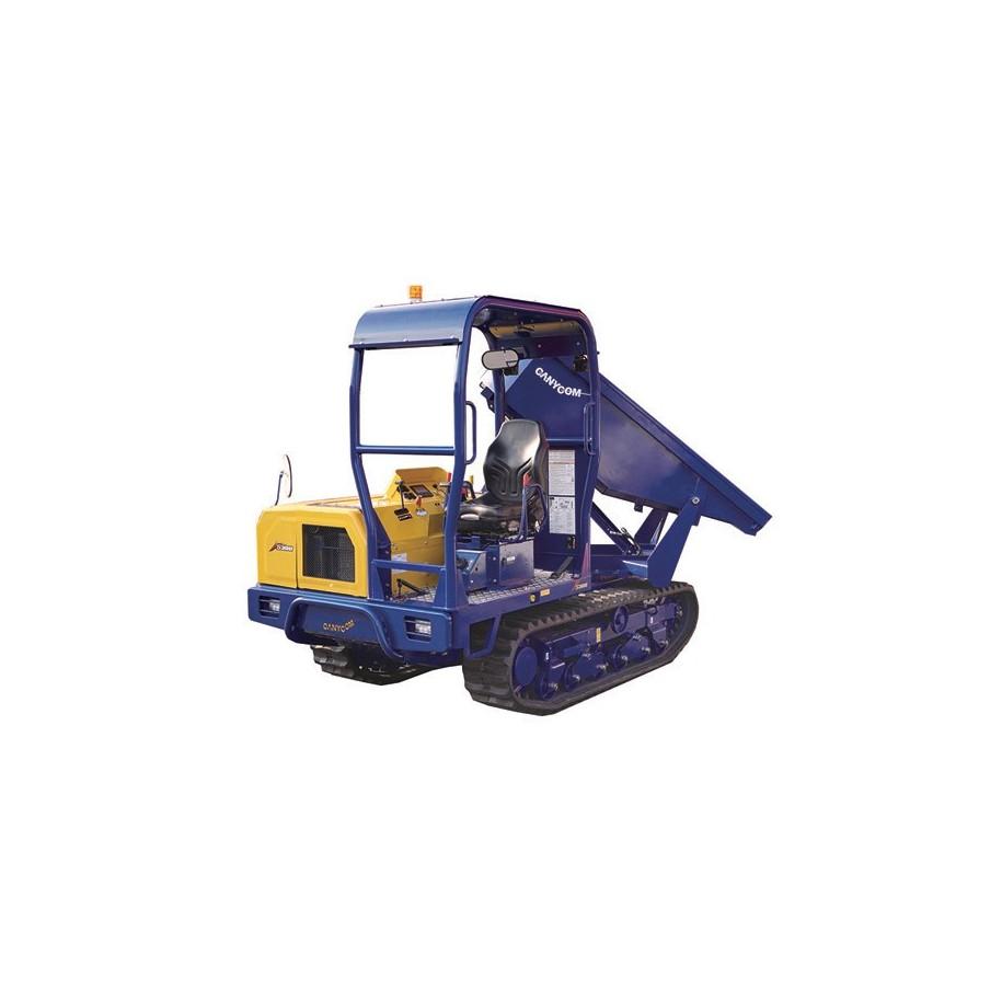 Transporteur à chenilles 1200 Kg S120