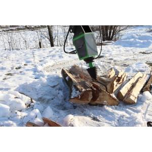 Foret Conique pour le bois pour excavateur